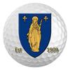 Merthyr Tydfil (Cilsanws) Golf Club Logo