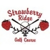 Strawberry Ridge Golf Course Logo