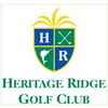 Heritage Ridge Golf Club - Semi-Private Logo