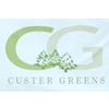 Custer Greens Golf Course Logo