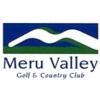 Meru Valley Golf Club - Valley Nine Course Logo