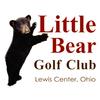 Little Bear Golf Club Logo