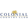 Colonial Country Club Logo