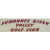 Suwannee River Valley Golf Course Logo