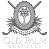 Old Palm Golf Club Logo