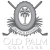 Old Palm Golf Club Logo