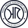 High Ridge Country Club - Private Logo