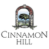 Cinnamon Hill Golf Course at Rose Hall Logo