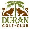 Duran Golf Club - Championship Course Logo