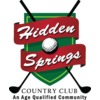 Hidden Springs Country Club Logo