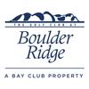 Golf Club At Boulder Ridge Logo