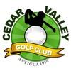 Cedar Valley Golf Club Logo