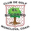 Club de Golf El Socorro Logo