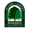 Club de Golf Bosques Logo