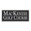 Alister Mackenzie at Haggin Oaks Golf Course - Public Logo