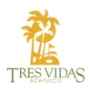 Tres Vidas Golf Club Logo