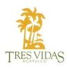 Tres Vidas Golf Club Logo