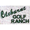 Cleburne Golf Ranch Logo