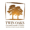 Twin Oaks Championship Course at Moyvalley Hotel & Golf Resort Logo