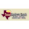 Texas Sundown Ranch Golf Course Logo
