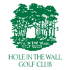 Hole In the Wall Golf Club - Private Logo