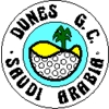Dunes Golf Club Logo