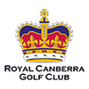 Royal Canberra Golf Club - Yarralumla Logo