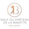 """Chateau de la Bawette Golf Club - The """"Les Champs"""" Course Logo"""
