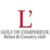 L'Empereur Golf Club - La Hutte Course Logo