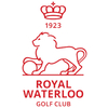 Royal Waterloo Golf Club - The Bois Heros Course Logo