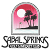 Sabal Springs Golf & Racquet Club - Semi-Private Logo