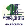 Golf Scratch Sport & Country Club Logo
