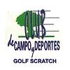 Golf Scratch Sport & Country Club Logo