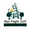 Mas Pages Golf Course Logo