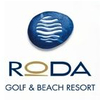 Roda Golf &amp; Beach Resort Logo