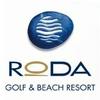 Roda Golf & Beach Resort Logo