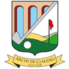 Archi di Claudio Golf Club Logo