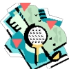 Maremmello Golf Club Logo