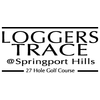 Loggers Trace at Springport Hills Golf Course Logo