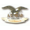 Bayou/Lakeview at A. C. Read Golf Course - Military Logo