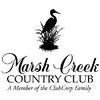 Marsh Creek Country Club - Private Logo