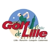 Lille Metropole Golf Club - The 18 course Logo