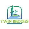 Twin Brooks Golf Course - Public Logo