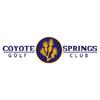 Coyote Springs Golf Club Logo