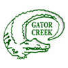 Gator Creek Golf Course - Private Logo