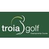 Troia Golf Club Logo
