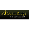 Quail Ridge Golf & Country Club - Semi-Private Logo