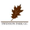 Swenson Golf at Swenson Park Golf Course - Public Logo