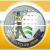Pratergolf Golf Club 2000 Logo