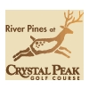 Crystal Peak Golf Course Logo